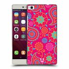 HEAD CASE DESIGNS PSYCHEDELIC PAISLEY HARD BACK CASE FOR HUAWEI PHONES 1