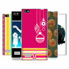 HEAD CASE HEADCASE MIX CHRISTMAS COLLECTION SOFT GEL CASE FOR BLACKBERRY PHONES
