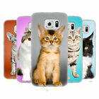 HEAD CASE DESIGNS POPULAR CAT BREEDS SOFT GEL CASE FOR SAMSUNG PHONES 1