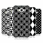 HEAD CASE DESIGNS BLACK AND WHITE PATTERNS SOFT GEL CASE FOR SAMSUNG PHONES 3