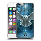 OFFICIAL ANNE STOKES OWLS HARD BACK CASE FOR APPLE iPHONE PHONES