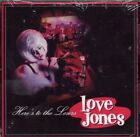 Love Jones : HERES TO THE LOSERS CD