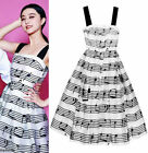Kawaii Clothing Ropa Dress Vestido Cute Music White Harajuku Korean Japanese Emo