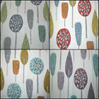 Scandinavian Trees Curtain Fabric - £9.99 Metre - 4 Colours