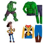 New Toddler  boy Hulk/ woody printed Pyjama sleepware size2.3.4.5.6.7yrs