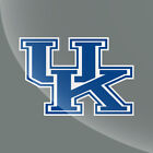 University Of Kentucky  Uk Logo 2 Color Decal Sticker - 3 Inch To 12 Inch