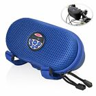 Ivation Multi-Function Bicycle Speaker With External Audio Controls - BLUE