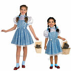 Rubies Wizard Of Oz Childs Dorothy Girls Fancy Dress Costume Or Toto In a Basket