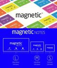 Tesla Amazing Magnetic Notes 100 Sheet Post It Notes Memo Window Selfie Sticky