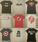 PRIMARK LICENSED MENS T SHIRT TEE TOP UK XS - XXL
