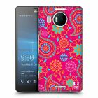 HEAD CASE DESIGNS PSYCHEDELIC PAISLEY HARD BACK CASE FOR MICROSOFT LUMIA 950 XL
