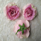 Free shipping 5 10 20pcs roses wedding decoration flower 8 colors choose