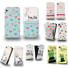 MAGNETIC FLIP LEATHER CUTE CASE COVER FOR SAMSUNG S3 S4 S5 M7 S4 MINI S3 MINI