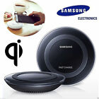 Genuine Qi Wireless Fast Charging Pad For Samsung Galaxy S7 Note 5 S6 Edge Plus+