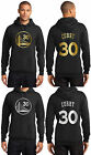 New Stephen Curry 30 Golden State Warriors MVP Jersey Black w Gold Silver Hoodie