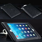 For iPad 2 3 4/ air/ air2/ mini/pro Luxury Leather Wallet Smart Stand Case Cover