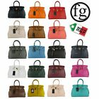 BORSA SIMILE BIRKIN VERA PELLE MADE IN ITALY