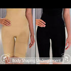 Comfort Slimming Undergarment Body Shaper (x2Pcs) in Black and Beige