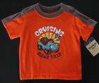 New 6, 9, or 12 Month Orange Road Trip OshKosh Shirt
