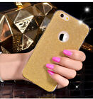 Luxury Bling Glitter Soft Crystal TPU Phone Case Cover For iPhone 5S 6 6S Plus