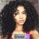 "Fashion Lace Front/Full Wigs 100% Brazilian Human Hair Sexy Curly 12""-24"""