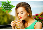Sun Dried Wild Green Tea - All Natural Weight Loss Metabolism Booster