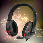Deluxe Wird Gaming Headset Earphone Headphone with MIC For Sony Playstaiton4 PS4