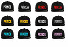 Prince & Princess Snapback Cap Partner look 2 Stück Couple Relationship Pärchen