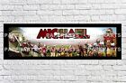 Personalized San Francisco 49ers Name Poster with Border Mat Art Wall Banner