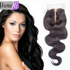 """4""""*4"""" Body Wave Lace Frontal Closure 100% Indian Virgin Human Hair Extension"""