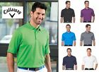 CGM451 Callaway Men's Opti-Vent Polo Tshirt Golf Shirt Jersey 451 S-3X-New!!