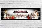 Personalized NBA Atlanta Hawks Name Poster with Border Mat Art Sports Banner on eBay