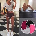 Women Girl Summer Super Hot 4 Colors Sport Shorts for Gym Yoga Running US