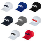 PING TOUR UNSTRUCTURED HAT ADJUSTABLE GOLF CAP - PICK A COLOR  - NEW 2016