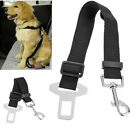 Adjustable Pet Cat Dog Car Safety Belt Collars Restraint Lead Leash travel Clip