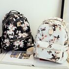 Women bags Backpack Girl School Leather Shoulder Bag Rucksack Canvas Travel bags