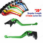 CNC 3D Adjustable Long Brake Clutch levers for Triumph T300 All Models ALL YEARS $22.0 USD
