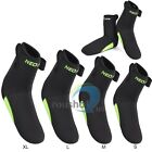【US】NEOpine 3mm Diving Socks Scuba Surfing Kayak Water Sports Snorkeling Boots