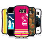HEAD CASE MIX CHRISTMAS COLLECTION HYBRID CASE FOR SAMSUNG GALAXY S7 EDGE