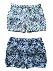 Boys 0-24 Months Liberty of London Cotton Handmade Bubble Shorts/Nappy Cover