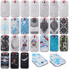 Feather Bird Soft Tpu Silicone Gel Skin Case Cover For Samsung Galaxy S3/S3 Mini