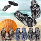 Fashion Men's Summer Beach Flat Flip Flops Slippers Sandals Casual Shoes Comfort