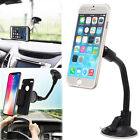360º Car Suction Magnetic Windshield Dashboard Mount Holder For Samsung iPhone