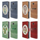HEAD CASE DESIGNS CHRISTMAS ANGELS LEATHER BOOK WALLET CASE FOR SONY XPERIA M2