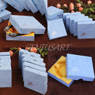 10 x Necklace Jewelry Gift Display Box Ring Bracelet Practical Storage Case
