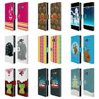 MIX CHRISTMAS COLLECTION LEATHER BOOK WALLET CASE FOR SAMSUNG GALAXY GRAND PRIME