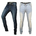 Soulstar Deo Mens Skinny Jeans New Stretch Slim Tight Fit Denim Trousers