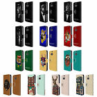 HEAD CASE DESIGNS ANIMALS IN FASHION LEATHER BOOK WALLET CASE FOR HTC ONE M8 M8S