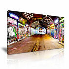 Graffiti Subway Modern Wall Art Canvas