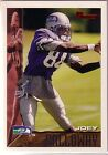 1995 Bowman SEATTLE SEAHAWKS Team Set (8) JOEY GALLOWAY Rookie / CHRIS WARREN +